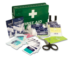 PSV first aid kit